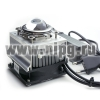 УФ-прожектор 50W, 365нм с линзой и охлаждением